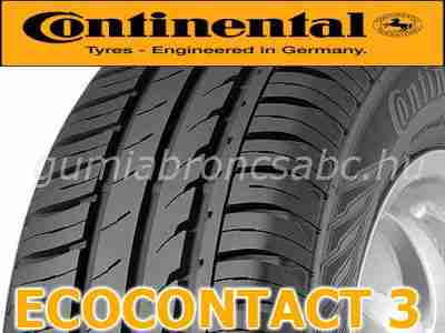 CONTINENTAL ContiEcoContact 3