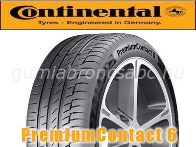 CONTINENTAL PremiumContact 6 235/60R18 107V