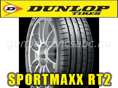 DUNLOP SP SPORTMAXX RT 2