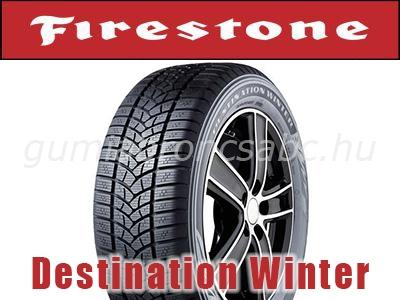 FIRESTONE Destination Winter 215/55R18 95H