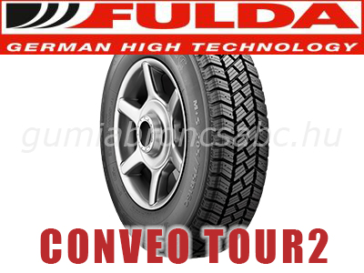FULDA CONVEO TOUR 2 185/R14 102R