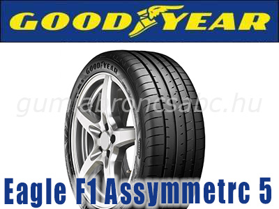 Goodyear - EAGLE F1 ASSYMMETRIC 5
