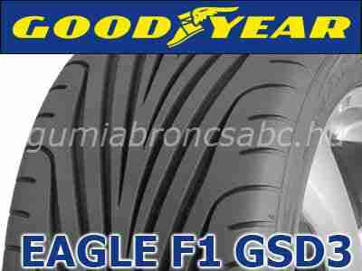 Goodyear - EAGLE F1 GSD3