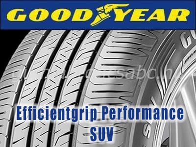 Goodyear - EFFICIENTGRIP PERFORMANCE SUV