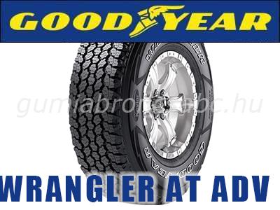 Goodyear - WRANGLER AT ADV
