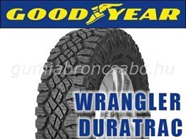 Goodyear - WRANGLER DURATRAC