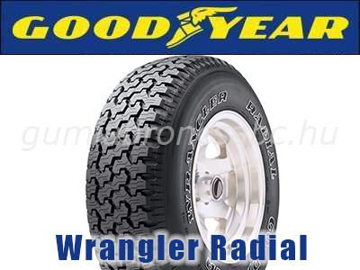 Goodyear - WRANGLER RADIAL