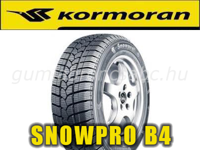 KORMORAN Snowpro B4 - téligumi
