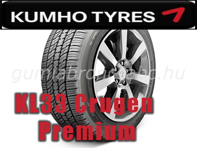 KUMHO KL33 Crugen Premium