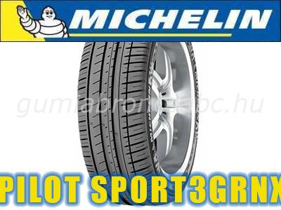 MICHELIN PILOT SPORT 3 GRNX - nyárigumi