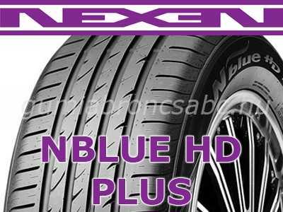 NEXEN N-Blue HD Plus - nyárigumi