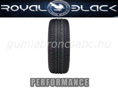ROYAL BLACK Royal Performance - nyárigumi