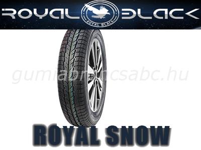ROYAL BLACK Royal Snow - téligumi