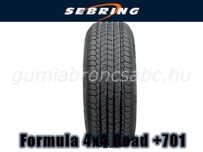 SEBRING FORMULA 4X4 ROAD+701