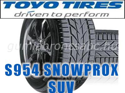 TOYO S954 Snowprox SUV