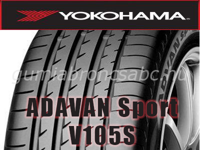 Yokohama - ADVAN Sport V105S