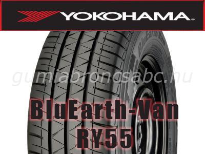 Yokohama - BluEarth-Van RY55