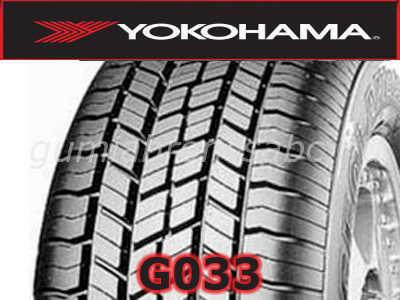Yokohama - GEOLANDAR G033