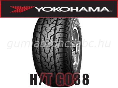 YOKOHAMA GEOLANDAR H/T G038